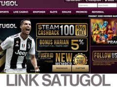 Link Alternatif SatuGol